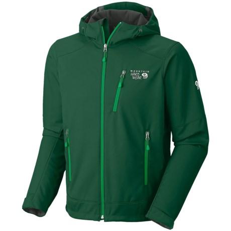 Mountain Hardwear Principia Soft Shell Jacket (For Men)