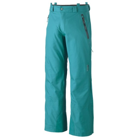 Mountain Hardwear Snowtastic Dry.Q® Elite Soft Shell Pants - Waterproof (For Men)