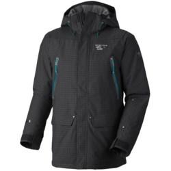 Mountain Hardwear Artisan Dry.Q® Core Jacket - Waterproof, Insulated (For Men)