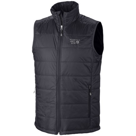 Mountain Hardwear Thermostatic Vest - Insulated (For Men)