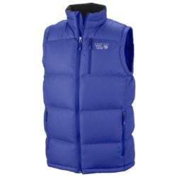 Mountain Hardwear LoDown Down Vest - 650 Fill Power (For Men)
