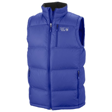 Mountain Hardwear LoDown Down Vest - 650 Fill Power (For Men)