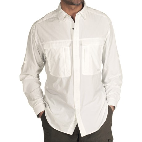 ExOfficio BugsAway® Halo Shirt - UPF 30+, Long Sleeve (For Men)