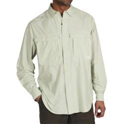 ExOfficio BugsAway® Halo Check Shirt - UPF 30+, Long Sleeve (For Men)
