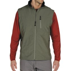 ExOfficio Boracade Vest - Soft Shell (For Men)