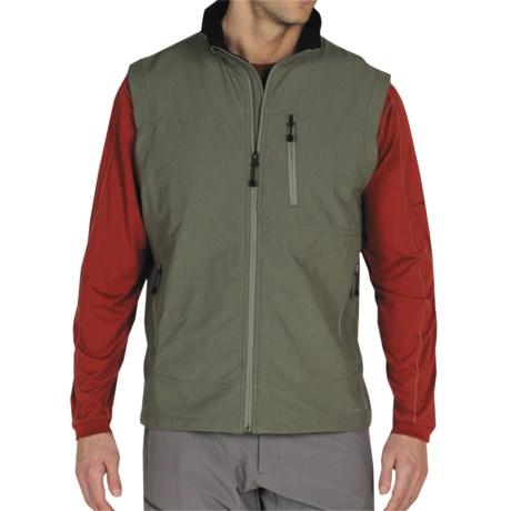 ExOfficio Boracade Vest - Soft Shell (For Men)