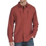ExOfficio TakeOver Trek'r Shirt - Long Sleeve (For Men)