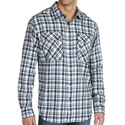 ExOfficio Roughian Plaid Flannel Shirt - Long Sleeve (For Men)