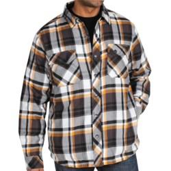 ExOfficio 's Pocatello Plaid Shirt Jacket (For Men)