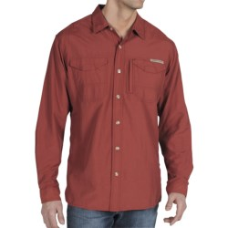 ExOfficio Geotrek'r Field Shirt - UPF 30+, Long Sleeve (For Men)