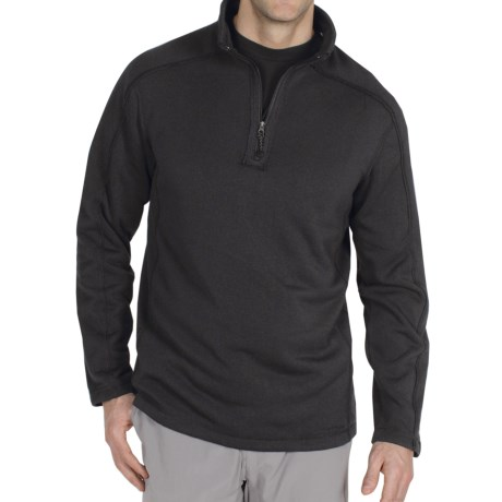 ExOfficio Exo Arrojo Shirt - Zip Neck, Long Sleeve (For Men)