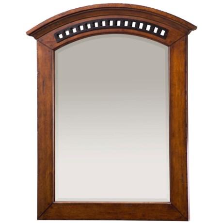 """Cooper Classics Viejo Mirror - 43x36"""""""