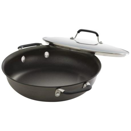 "Calphalon Kitchen Essentials 12"" All-Purpose Pan - Covered, Nonstick"