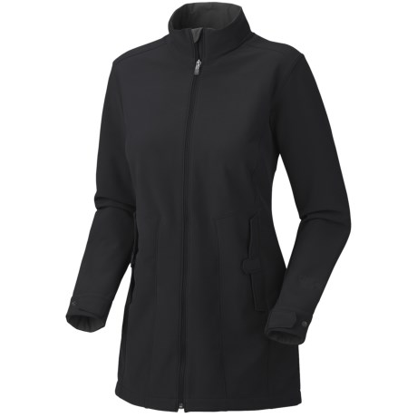 Mountain Hardwear Celerina Soft Shell Coat (For Women)