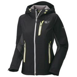 Mountain Hardwear Embolden Soft Shell Jacket (For Women)