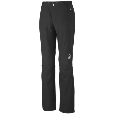 Mountain Hardwear Sultana Pants - Soft Shell (For Women)