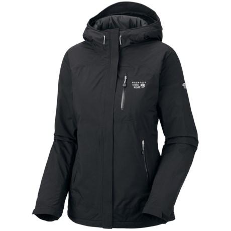 Mountain Hardwear Sooka Dry.Q Elite Jacket - Waterproof, Insulated (For Women)