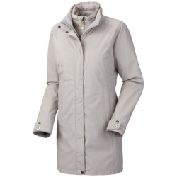 Mountain Hardwear Citilicious Trifecta Dry.Q Core Parka - Waterproof, 3-in-1 (For Women)