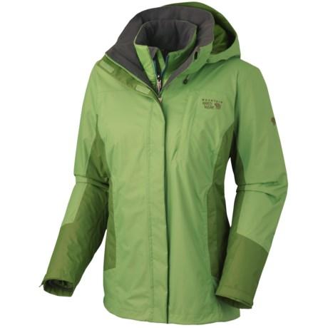 Mountain Hardwear Rosalyn Trifecta Dry.Q® Core Jacket - Waterproof, 3-In-1 (For Women)