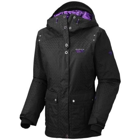 Mountain Hardwear Miss Snow It All Jacket - Waterproof, Insulated (For Women)