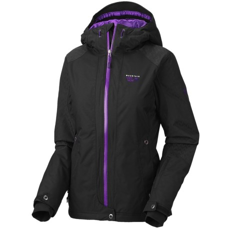 Mountain Hardwear Turnagain Dry.Q Core Jacket - Waterproof, Insulated (For Women)