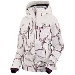 Mountain Hardwear Don't Slow Down Dry.Q Core Jacket - Waterproof, 650 Fill Power (For Women)