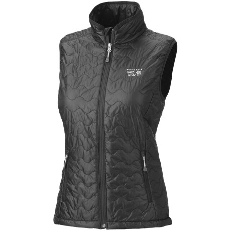 Mountain Hardwear Thermostatic Vest - Lightweight, Insulated (For Women)
