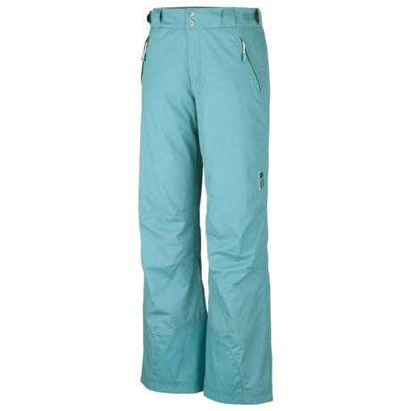 Mountain Hardwear Returnia Dry.Q Core Snowsport Pants - Waterproof, Insulated (For Women)