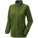 Mountain Hardwear Toasty Tweed Fleece Jacket (For Women)