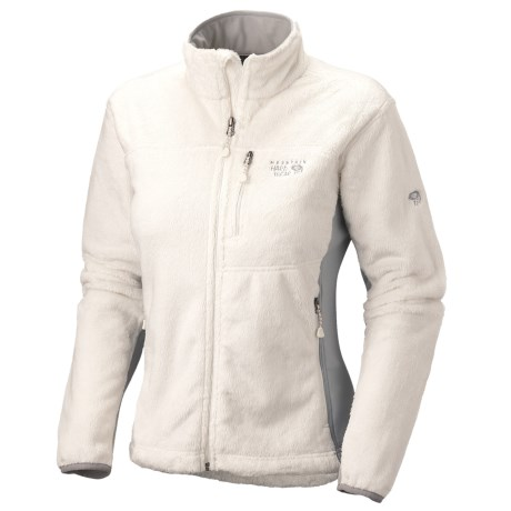 Mountain Hardwear Pyxis Tech Fleece Jacket (For Women)
