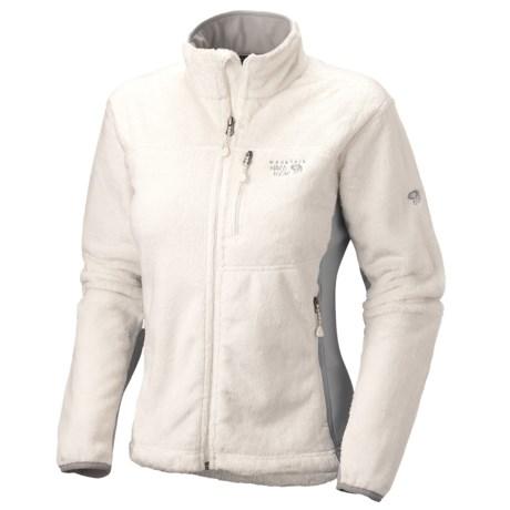 Mountain Hardwear Pyxis Tech Fleece Jacket (For Women)