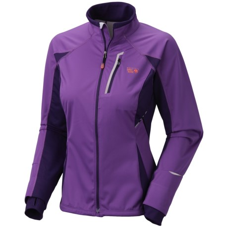 Mountain Hardwear Effusion Power Jacket (For Women)