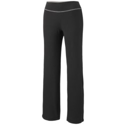 Mountain Hardwear High Step Pants - Stretch Cotton (For Women)