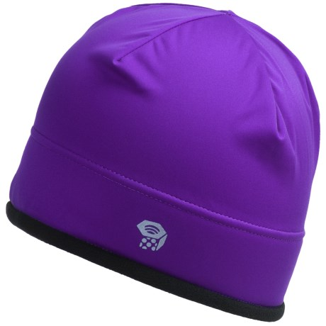 Mountain Hardwear Effusion Dome Dry.Q Active Beanie Hat - Soft Shell (For Men)