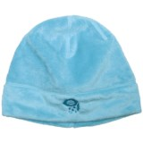 Mountain Hardwear Posh Dome Beanie Hat - Voluptuous Velboa Fleece (For Women)