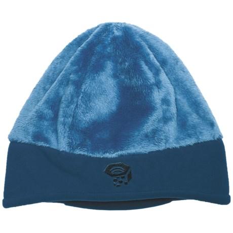 Mountain Hardwear Dome Meritage Beanie Hat - Double Shot Velboa Fleece (For Women)