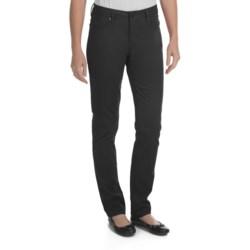 Worn Poppy Skinny Jeans - Brushed Sateen (For Women)