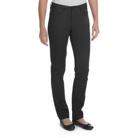 Worn Denim Worn Poppy Skinny Jeans - Brushed Sateen (For Women)