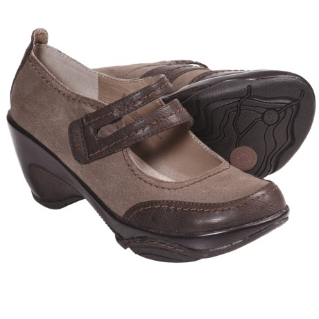J-41 Kyoto Shoes - Leather (For Women)