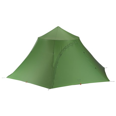 Mountain Hardwear Hoopla 4 Shelter - 4-Person, 3-Season