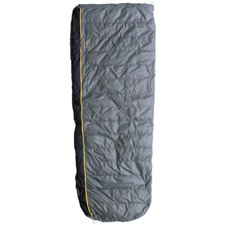 Mountain Hardwear 35/50°F Down Flip Sleeping Bag - 600 Fill Power, Semi-Rectangular