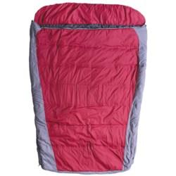Mountain Hardwear 20°F MegaLamina 2-Person Sleeping Bag - Synthetic, Semi-Rectangular
