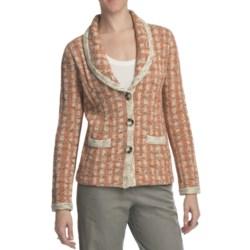 Pendleton Town Tweed Cardigan Sweater (For Women)