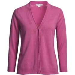 Pendleton Balmy Days Cardigan Sweater - Linen-Cotton, 3/4 Sleeve (For Women)