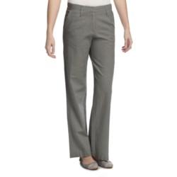 Pendleton Summer Day Linen-Rich Pants (For Women)