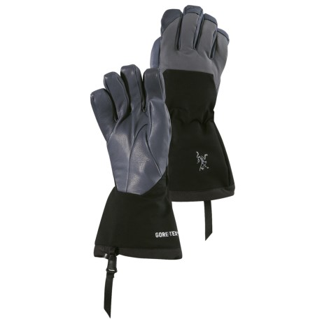 Arc'teryx Zenta AR Gore-Tex® XCR® Gloves - Waterproof, Insulated (For Men)