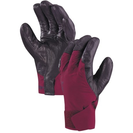 Arc'teryx Vertic SV Gore-Tex® Pro Shell Gloves - Waterproof, Insulated (For Women)