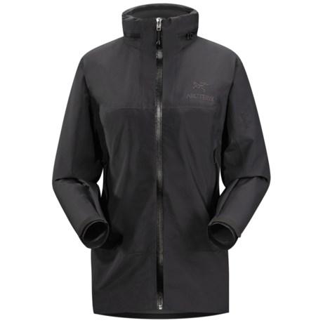 Arc'teryx Theta SL Hybrid Gore-Tex® PacLite® Shell Jacket - Waterproof (For Women)