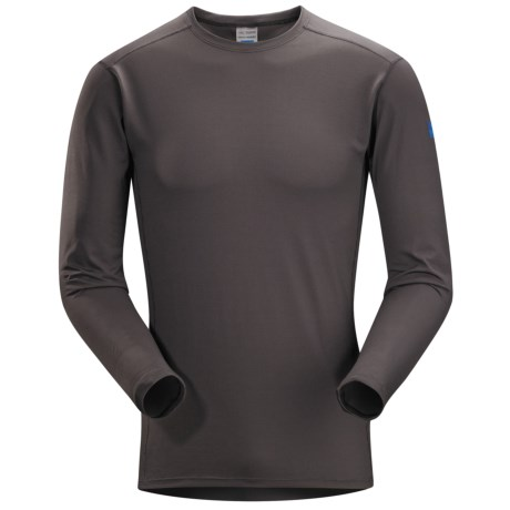 Arc'teryx Phase SL Crew Base Layer Top - Long Sleeve (For Men)