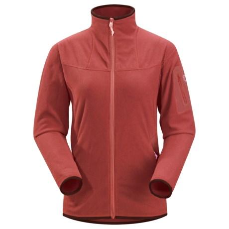 Arc'teryx Caliber Polartec® Fleece Jacket (For Women)